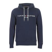 Vêtements Homme Sweats Tommy Hilfiger TOMMY LOGO HOODY Marine