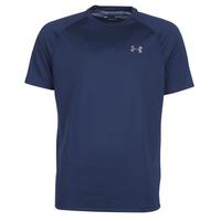 Vêtements Homme T-shirts manches courtes Under Armour TECH 2.0 SS TEE Marine