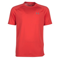 Vêtements Homme T-shirts manches courtes Under Armour TECH 2.0 SS TEE Rouge