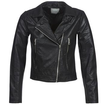 Vêtements Femme Vestes en cuir / synthétiques JDY JDYILDE Noir