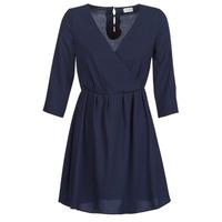 Vêtements Femme Robes courtes Vila VIROSSIE Marine