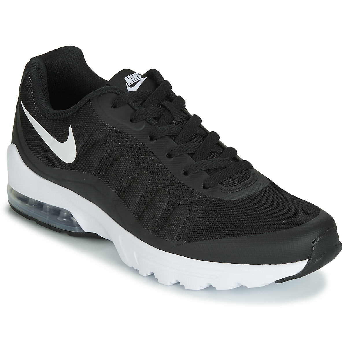 huge discount in stock thoughts on Nike AIR MAX INVIGOR Noir / Blanc - Chaussure pas cher avec Shoes ...