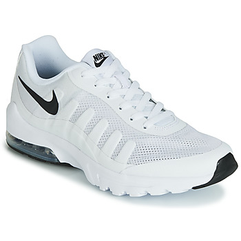big sale f78de d43df Chaussures Homme Baskets basses Nike AIR MAX INVIGOR Blanc   Noir