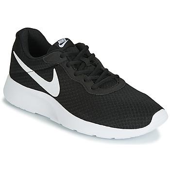Chaussures Homme Baskets basses Nike TANJUN Noir / Blanc