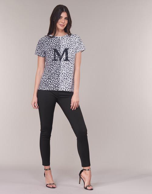 Vêtements Femme Pantalons 5 poches Marciano GIOTTO Noir