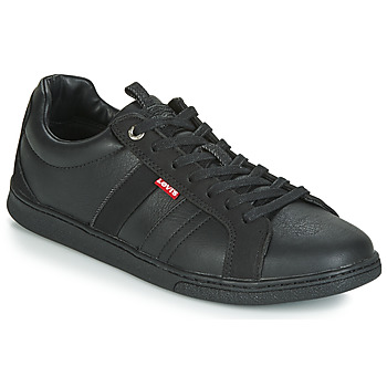 Chaussures Homme Baskets basses Levi's TULARE Noir