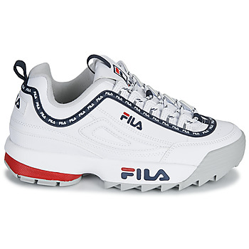Baskets basses Fila DISRUPTOR LOGO LOW WMN
