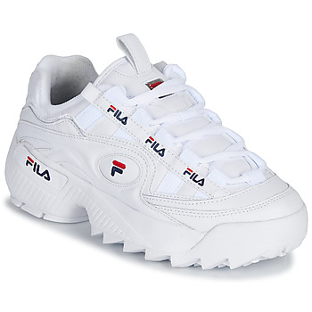 Chaussures Femme Baskets basses Fila D FORMATION WMN Blanc