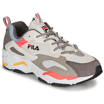 Chaussures Femme Baskets basses Fila RAY TRACER WMN Blanc / Gris
