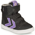 Chaussures Fille Baskets montantes Hummel
