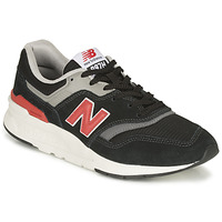 Chaussures Baskets basses New Balance 997 Noir / Rouge