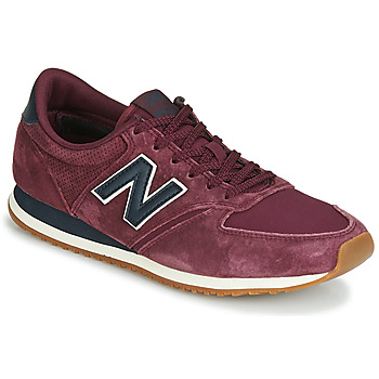 Chaussures Baskets basses New Balance 420 Bordeaux