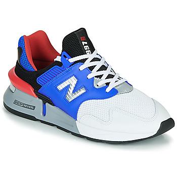 Chaussures Homme Baskets basses New Balance 997 Blanc / bleu
