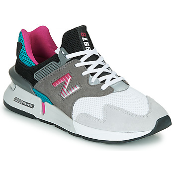Chaussures Homme Baskets basses New Balance 997 Gris / Blanc