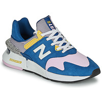 Chaussures Femme Baskets basses New Balance 997 Bleu