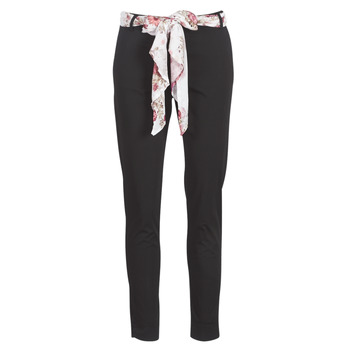 Vêtements Femme Pantalons 5 poches Betty London JIYOO Noir