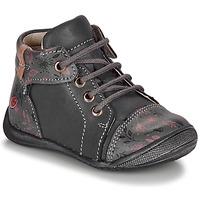 Chaussures Fille Baskets montantes GBB OLSA Gris