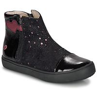 Chaussures Fille Boots GBB OKITA Noir