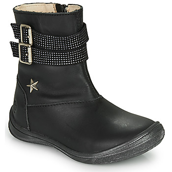 Chaussures Fille Boots GBB OLICOT Noir