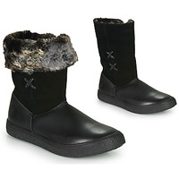 Chaussures Fille Boots GBB OLINETTE Noir