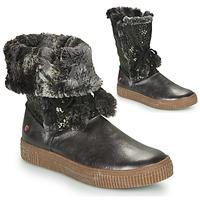Chaussures Fille Boots GBB NOUSTIK Noir