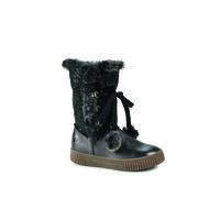 Chaussures Fille Boots GBB NOUSTIK Gris