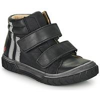 Chaussures Garçon Baskets montantes GBB OZONE Noir
