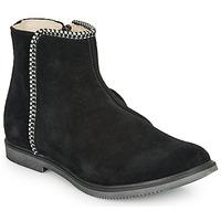 Chaussures Fille Boots GBB OJIMA Noir
