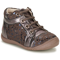 Chaussures Fille Baskets montantes GBB OMANE Beige