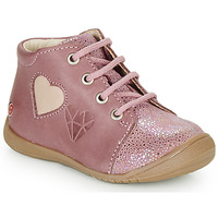 Chaussures Fille Baskets montantes GBB OCALA Rose