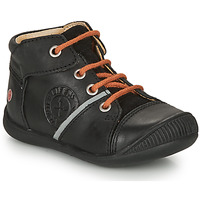 Chaussures Garçon Boots GBB OULOU Noir