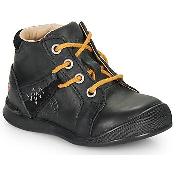 Chaussures Garçon Boots GBB ORBINO Noir