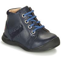 Chaussures Garçon Baskets montantes GBB ORBINO Marine