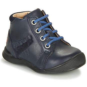 Chaussures Garçon Baskets montantes GBB ORBINO Bleu