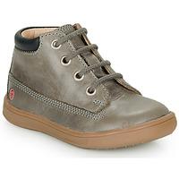 Chaussures Garçon Boots GBB NORMAN Noir