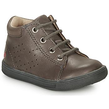 Chaussures Garçon Baskets montantes GBB FOLLIO Gris