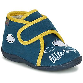 Chaussures Garçon Chaussons GBB OKANDI Bleu / jaune