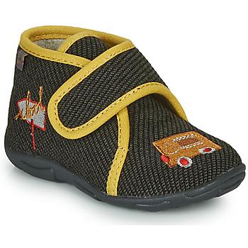 Chaussures Garçon Chaussons GBB OKANDI Noir