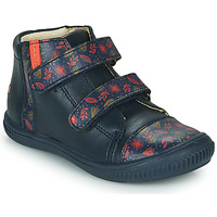 Chaussures Fille Baskets montantes GBB ODITA Marine