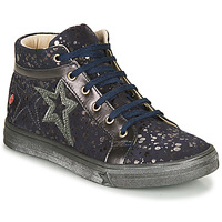 Chaussures Fille Baskets montantes GBB NAVETTE Marine