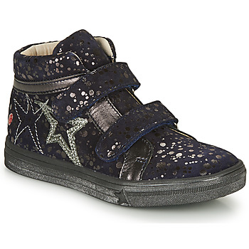 Chaussures Fille Baskets montantes GBB OHANE Marine