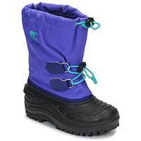 Chaussures Enfant Bottes de neige Sorel YOUTH SUPER TROOPER™ Bleu