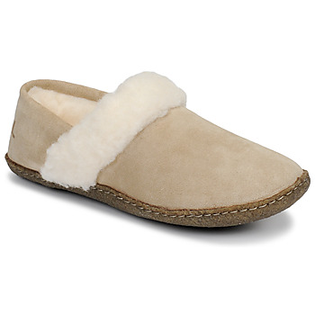Chaussures Femme Chaussons Sorel NAKISKA SLIPPER II Beige