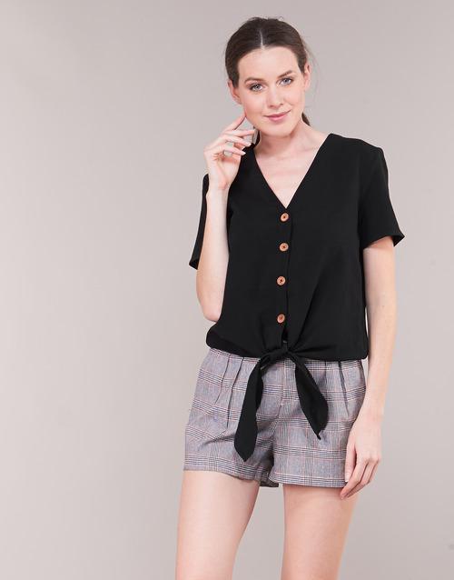 Vêtements Femme Tops / Blouses Betty London KOUDILE Noir