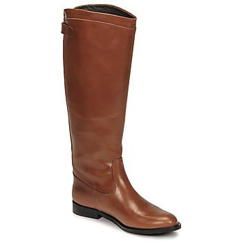 Chaussures Femme Bottes ville Jonak BATURINGI Cognac