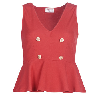 Vêtements Femme Tops / Blouses Moony Mood KITTILE Rouge