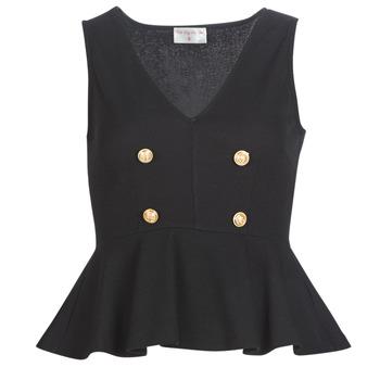 Vêtements Femme Tops / Blouses Moony Mood KILLE Noir