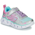 Chaussures Fille Baskets basses Skechers