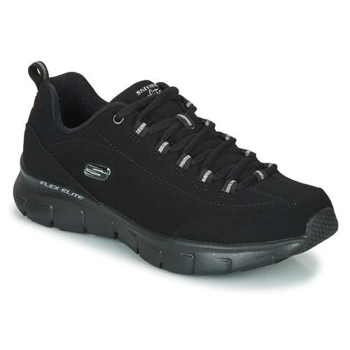 Chaussures Femme Baskets basses Skechers SYNERGY 3.0 Noir