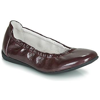 Chaussures Fille Ballerines / babies Ramdam LIBRE Bordeaux
